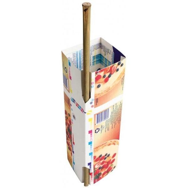 Cardboard Milk Cartons