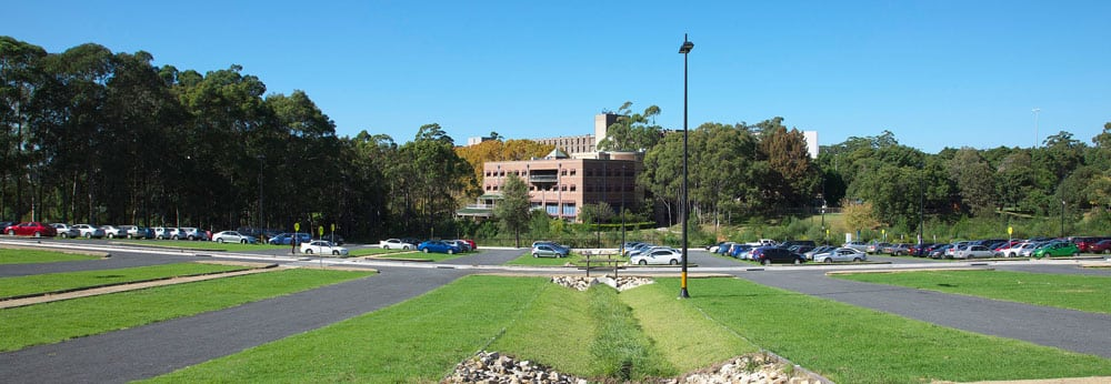 Macquarie University, Internal Infrastructure Project
