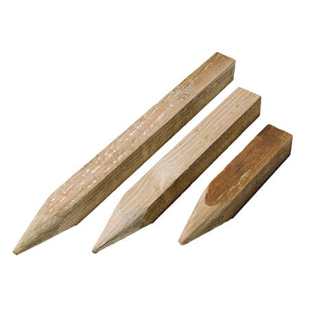 Treated Pine Pegs 50x50mm